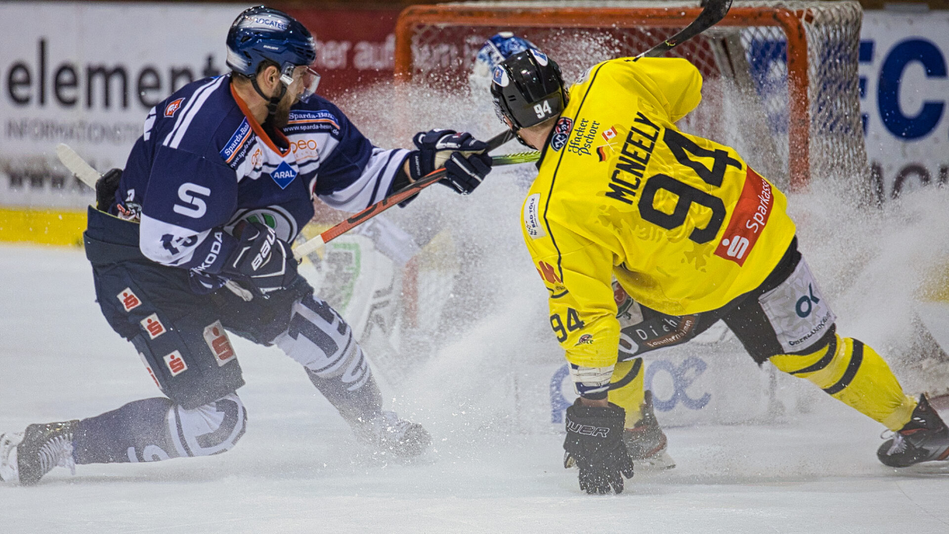 EC Kassel Huskies vs. Tölzer Löwen