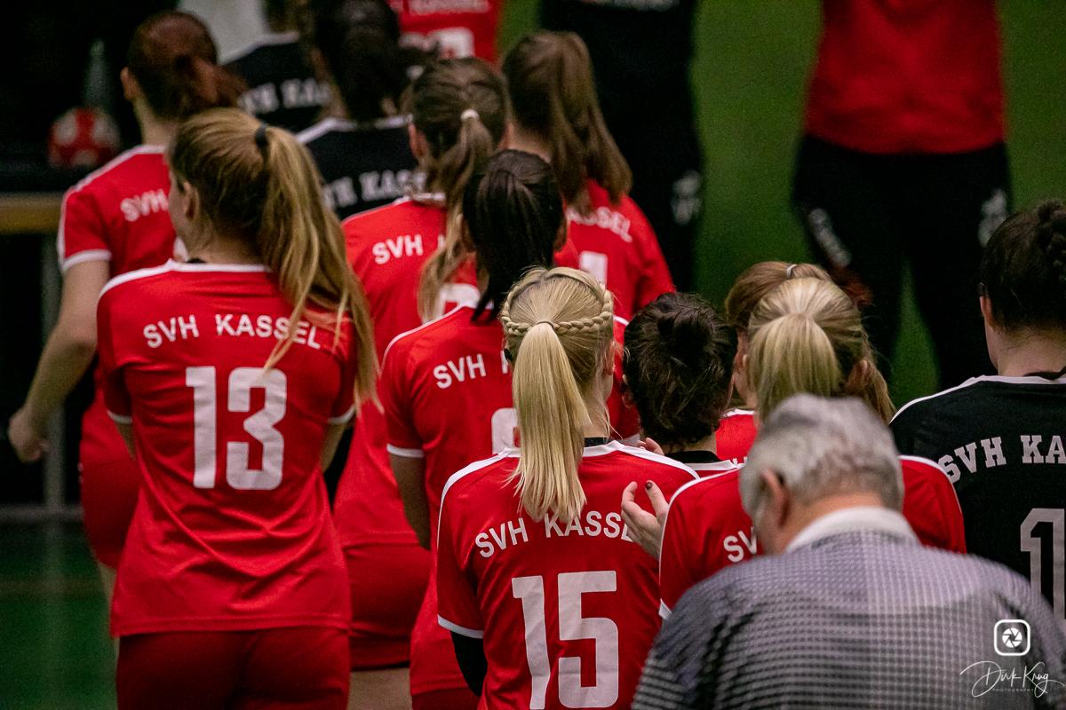 SVH Kassel 1.Frauen vs. HSG Ederbergland