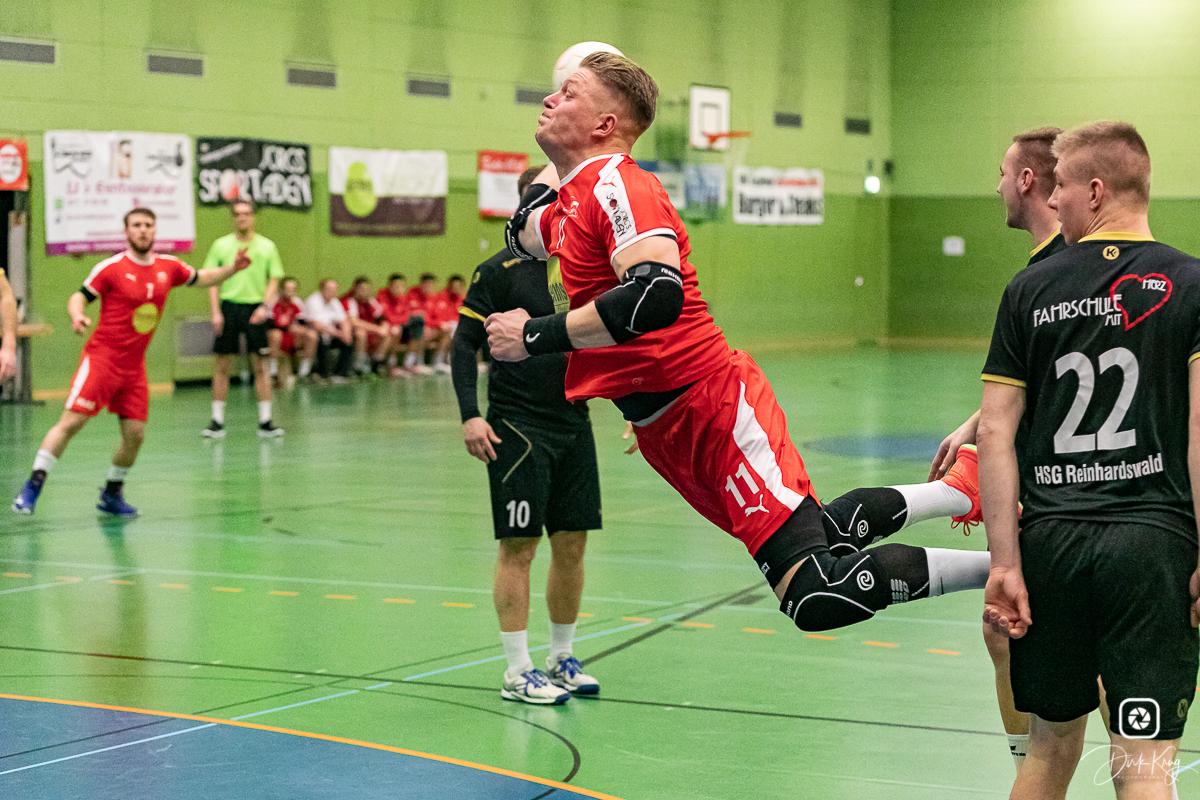 HERREN 1: SVH KASSEL VS. HSG REINHARDSWALD